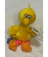 Big Bird Sesame Street 25 Wonderful Years Edition. Applause Tag. - $18.00