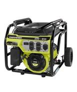 RYOBI 6,500-Watt Gasoline Powered Portable Generator with CO Shutdown Se... - $808.04