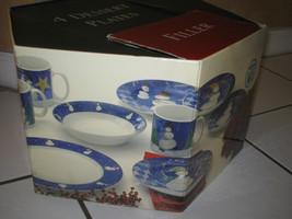Onieda Sakura Zulauf Snow Pals 20 pc Set  in original reusable storage box - $44.87