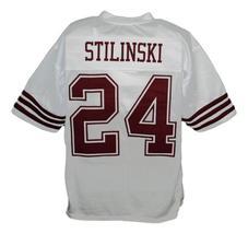 Stilinski #24 Beacon Hills Lacrosse Jersey Teen Wolf TV Serie White Any Size image 2