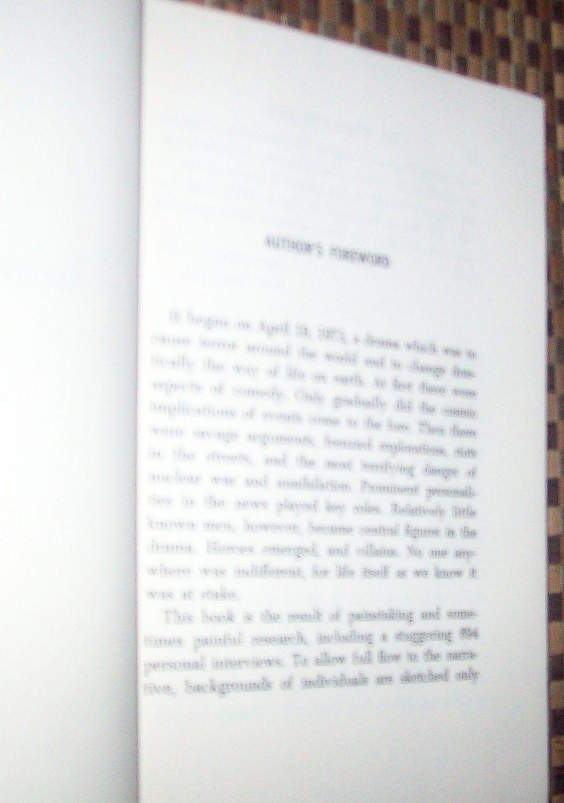 The Skyscraper Doom by Norman Zierold 1972 HBDJ Science Fiction