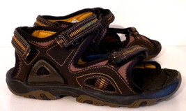 SPERRY WAVE CRUSHER YB25332 - Youth Boys 3-Strap Sandals - Size: 2M - $25.18
