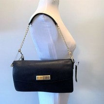 DKNY Donna Karan Navy Leather Chain Bag ~ New with Dust Bag - $69.95
