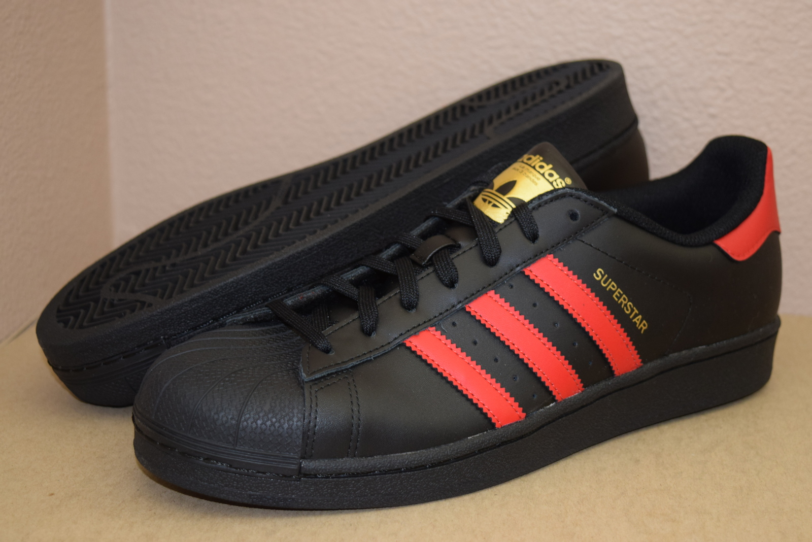 nib adidas superstar ii  chaussures  chaussures  (s) et articles similaires 740764