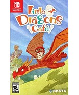 Little Dragons Cafe - Nintendo Switch [video game] - $23.68