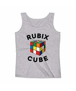 Mad Over Shirts Rubix Cube Gamer Player Champ X-Large Grey Unisex Premiu... - $23.47