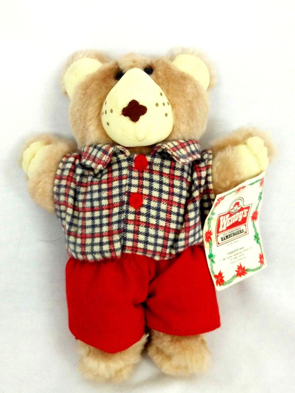 ace1ef1e0c9 Wendy s Furskins Teddy Bear 1986 Original and 50 similar items