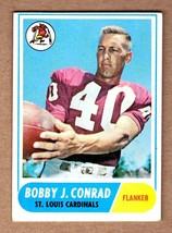 1968 Topps #190 Bobby Joe Conrad St Louis Cardinals Near Mint NM condition - $4.95