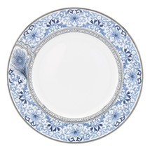 Lenox Marchesa Couture Dinner Plate Sapphire Plume New No Packaging - $50.14