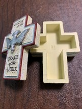 "Roman Inc Joseph's Studio Grow in the Grace of the Lord Rosary Box 3.5"" ... - $9.89"