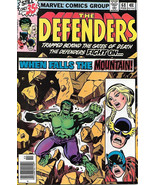 The Defenders Comic Book #68 Marvel Comics 1979  FINE - $2.75