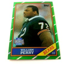 "William ""The Refrigerator"" Perry 2001 Topps Archives Reserve #82 1986 De... - $3.91"