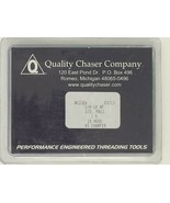 Quality Chaser Company 12306 5/8 x 18 NF Projection 1 K 15 Hook 45 Chamfer - $13.85