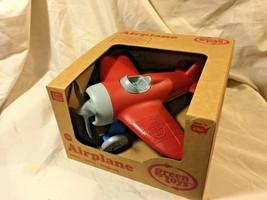 Green Toys Airplane - BPA Free, Phthalates Free,Dishwasher safe Made In ... - $16.82