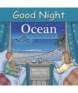 Good Night Ocean (Good Night Our World) [Board book] Jasper, Mark and Ke... - $4.95