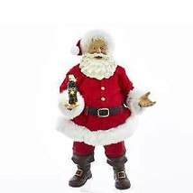 Coca-Cola® Santa With LED Bottle Table Piece w - $84.99