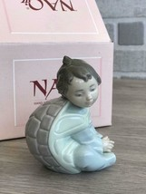 Nao by Lladro 02001474 My Little Turtle Baby   - $80.00