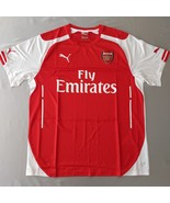 Arsenal Home Jersey 2014/15 Puma Fans Version Red %100 Original Short Sl... - $39.00