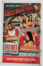 DJ E-Rock, Alison Waite @ Destination Spring Break Fri Mar 27 Rain Night... - $2.95