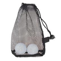 Outdoor Sports  Nylon Mesh Nets Bag Pouch Golf Tennis Hold up to 15 Ball... - $2.99