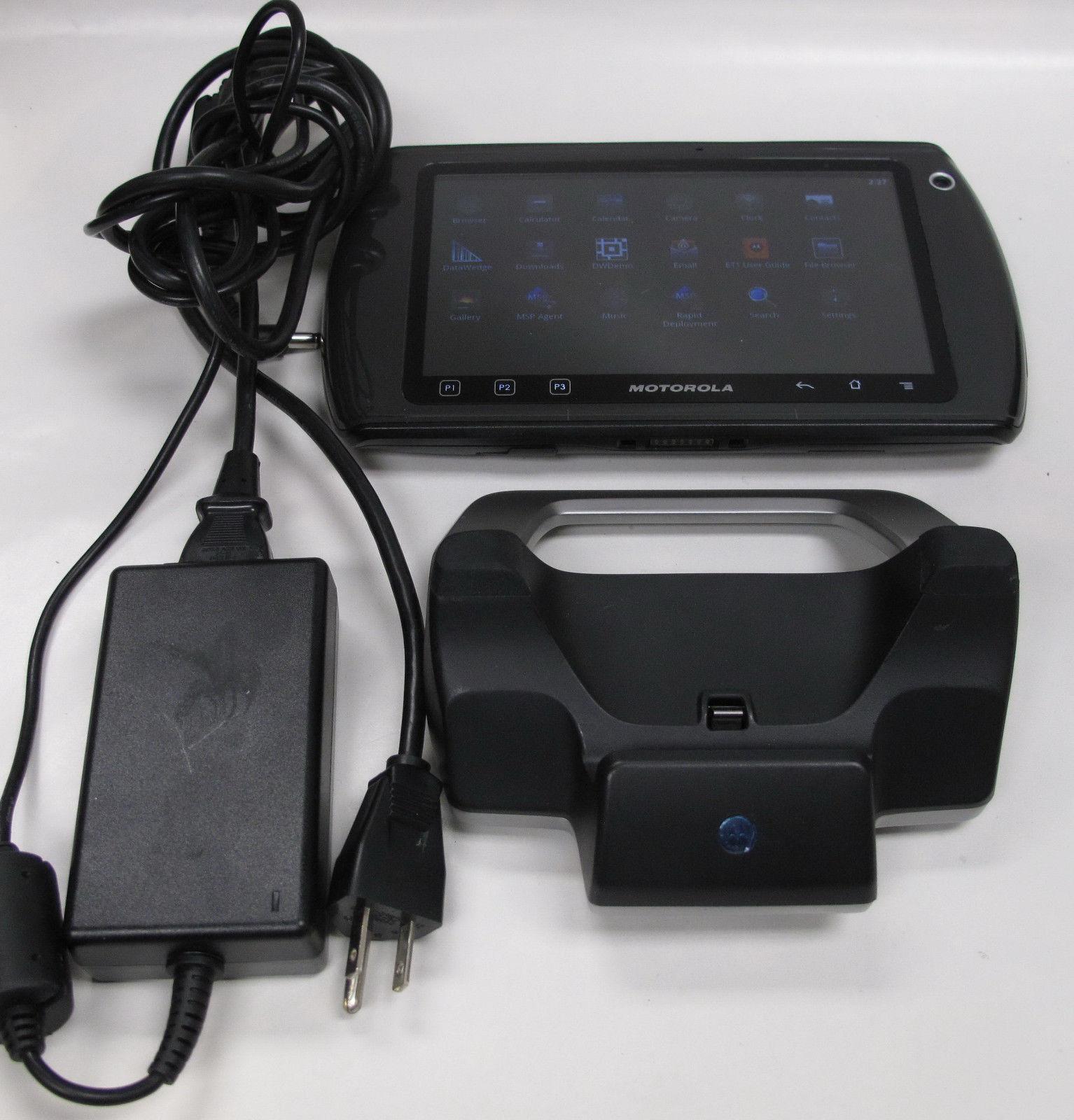 Motorola Barcode Scanner ET1 -7G2V1UUS and 38 similar items
