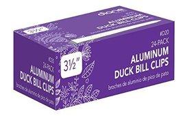 Diane Aluminum Duck Bill Clips (24 per pack) by Diane - $19.95