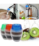 Home Household Kitchen Mini Faucet Tap Filter Water Clean Purifier Cartr... - $9.60