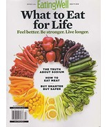 Eating Well What to Eat for Life Magazine 2020/2021 [Single Issue Magazi... - $12.86