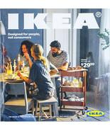 NEW IKEA 2017 CATALOG DESIGNED FOR PEOPLE ENGLISH HOME DECOR & ORGANIZING - $3.28