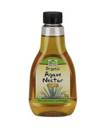 Organic Light Amber Agave Nectar, 23.28 Oz by Now Foods - $5.76