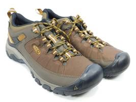 Keen Targhee EXP Low Size US 10.5 2E WIDE EU 44 Men's WP Hiking Shoes 1018553EE - $88.15