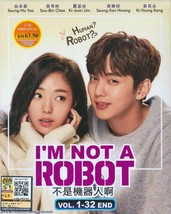 Korean Drama DVD I'm Not A Robot (2018) Eng Sub Free Shipping Ship From USA