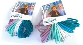 Frozen 2 II Elastic Hair Ties 32 Pcs EACH - NEW! - $9.98