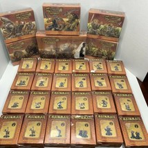 NIB 30 Pcs Dungeons and Dragons Miniatures Lot Chainmail SOME HAVE BOX D... - $148.50