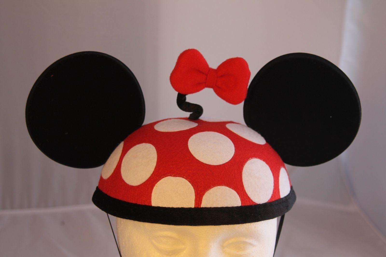 fa63884a8795f Disney Theme Parks Minnie Bow Hat Mickey and 25 similar items. S l1600