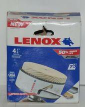 Lenox 3006868L Bi Metal 4 1/4 Inch Hole Saw T3 Technology Speed Slot image 6