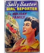 Sally Baxter Girl Reporter #8 The Holiday Family Great Britain World Dis... - $15.00