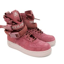 Nike Donna Sf Af1 Air Force 1 uno Vino Taglie 6.5 Aj1700-600 Forza È da UK 4 - $129.03