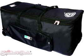 "Protection Racket 38"" x 14"" x 10"" Hardware Bag Wheels - 5038W-09 - $179.99"