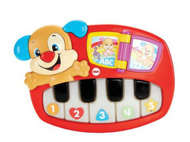 Fisher price Laugh & Learn Puppys Piano,learning activity,puppys piano,c... - $33.22