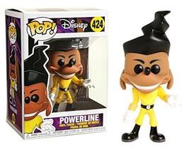 Funko Pop! Disney Goofy Movie Powerline #424  - $44.99