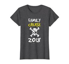 Funny Shirts - Family Cruise 2018 T Shirt. Funny Cruise Vacation Shirts Wowen - $19.95+
