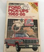 Chilton Ford pick-ups  1965-86 - $11.00