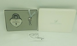 Swarovski Heart Lock and Key Large in Box - $28.04