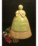 Ceramic Corn Doll Cookie Jar - $49.49
