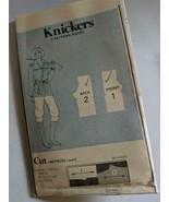 BUTTERICK #4209 MENS' KNICKERS SHIRT & BELT PATTERN SZ. 38 Cut THEATER C... - $9.90