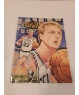 Legends Sports Memorabilia Larry BIrd 1993 Magazine - $7.91