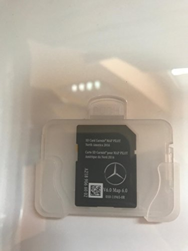 Mercedes Benz Garmin MAP Pilot SD Card Audio 20 CLA CLS GLE GLA E 2189063502