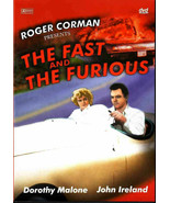 The Fast and The Furious Dvd - $1.95