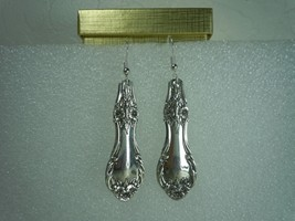 International Wild Rose 1948 Earrings Sterling - $80.18